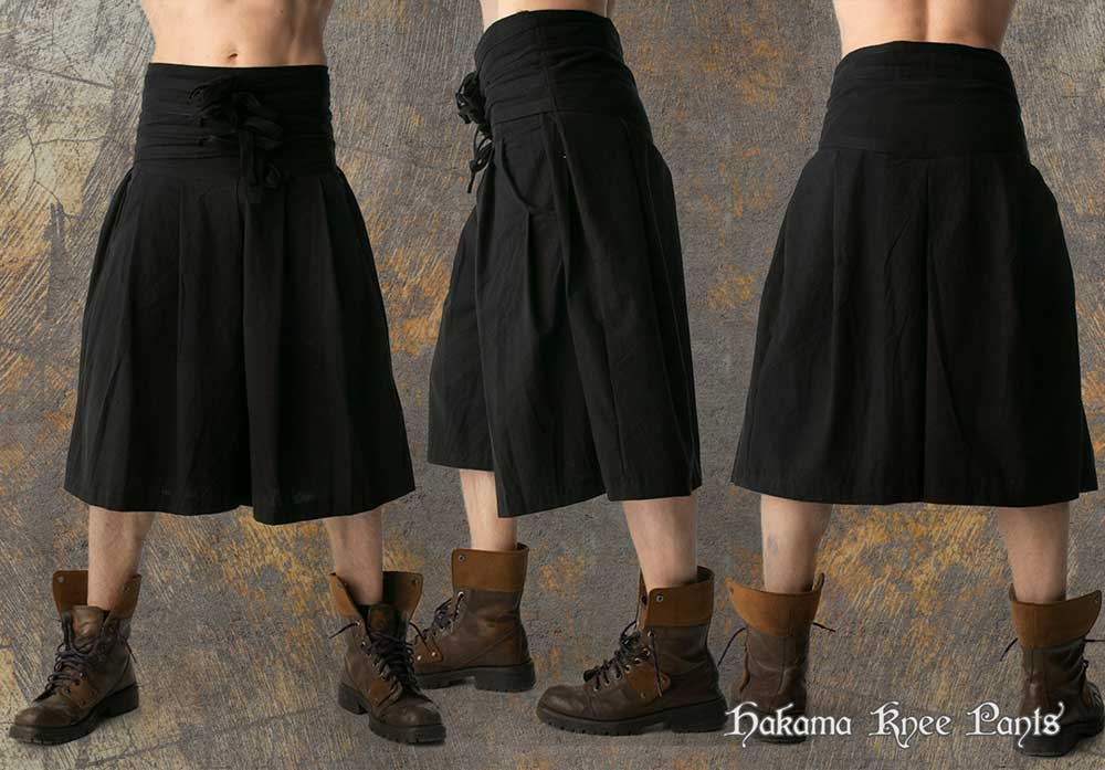 hakama knee loose